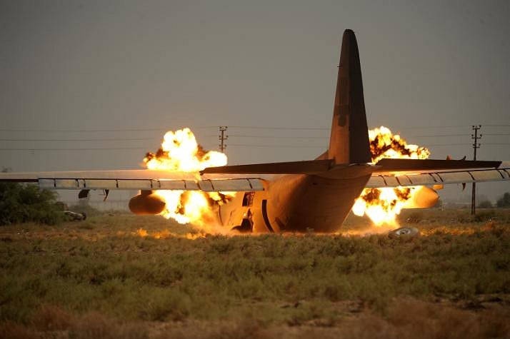 37th Tactical Airlift Squadron C-130E