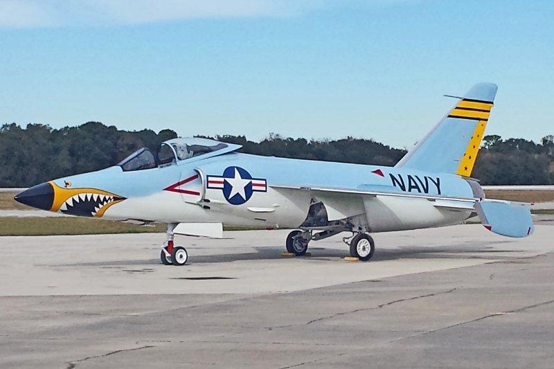 Warbird Air Museum Titusville, FL. F-11A BuNo. 141882