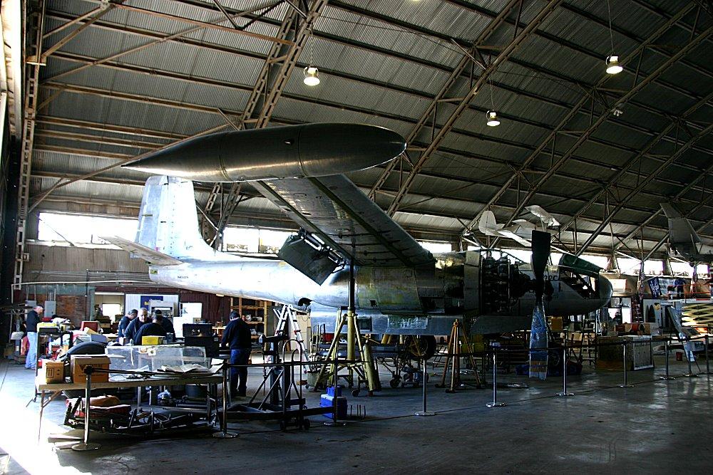 Vintage Flying Museum Fort Worth International Airport